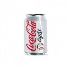 Coca-cola light 33 cl